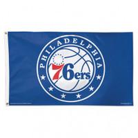 Philadelphia 76ers Team Flag