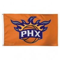 Phoenix Suns Team Flag