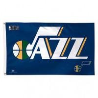 Utah Jazz Team Flag