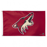 Arizona Coyotes Team Flag