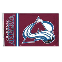 Colorado Avalanche Team Flag