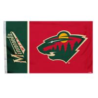 Minnesota Wild Team Flag