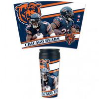 Chicago Bears 16oz Travel Mug