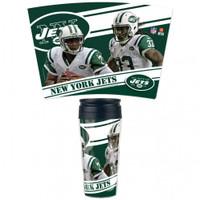 New York Jets 16oz Travel Mug