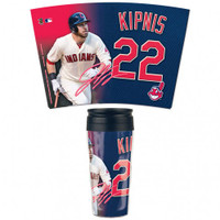Cleveland Indians 16oz Travel Mug