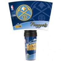 Denver Nuggets 16oz Travel Mug