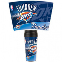 Oklahoma City Thunder 16oz Travel Mug
