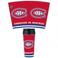 Montreal Canadiens 16oz Travel Mug