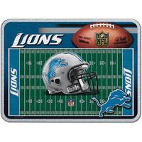 Detroit Lions Glass Cutting Board