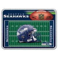 Seattle Seahawks Glass Cutting Board