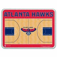 Atlanta Hawks Glass Cutting Board