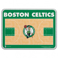 Boston Celtics Glass Cutting Board