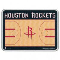 Houston Rockets Glass Cutting Board