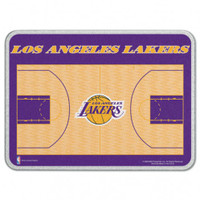 Los Angeles Lakers Glass Cutting Board