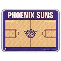 Phoenix Suns Glass Cutting Board