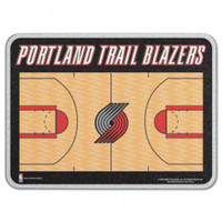 Portland Trail Blazers Glass Cutting Board