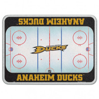 Anaheim Ducks Glass Cutting Board