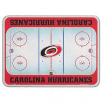 Carolina Hurricanes Glass Cutting Board