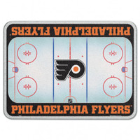 Philadelphia Flyers Glass Cutting Board