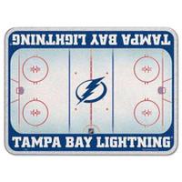 Tampa Bay Lightning Glass Cutting Board