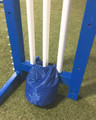 Wind Tamer Weight Bags for Agility Obstacles