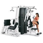 BodySolid EXM4000S Gym System