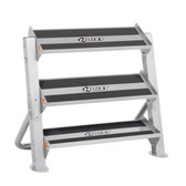 "Hoist 36"" Horizontal Dumbbell Rack HF 4461-36"