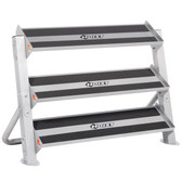 "Hoist 48"" Horizontal Dumbbell Rack HF 4461-48"