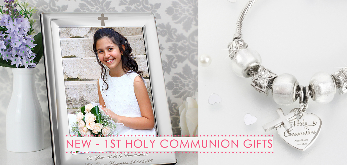 1st holy communion gifts and jewellery