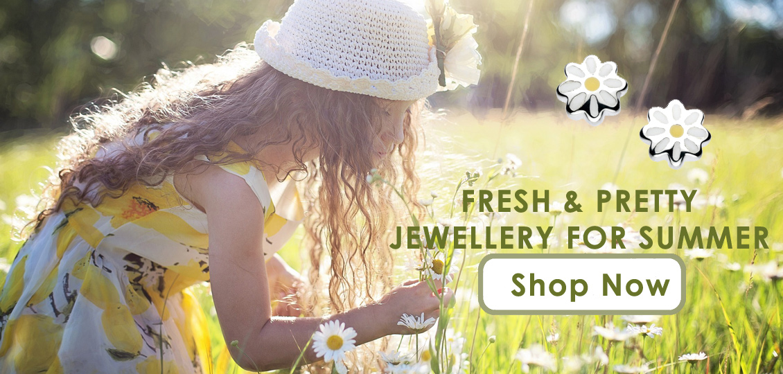Summer jewellery for girls