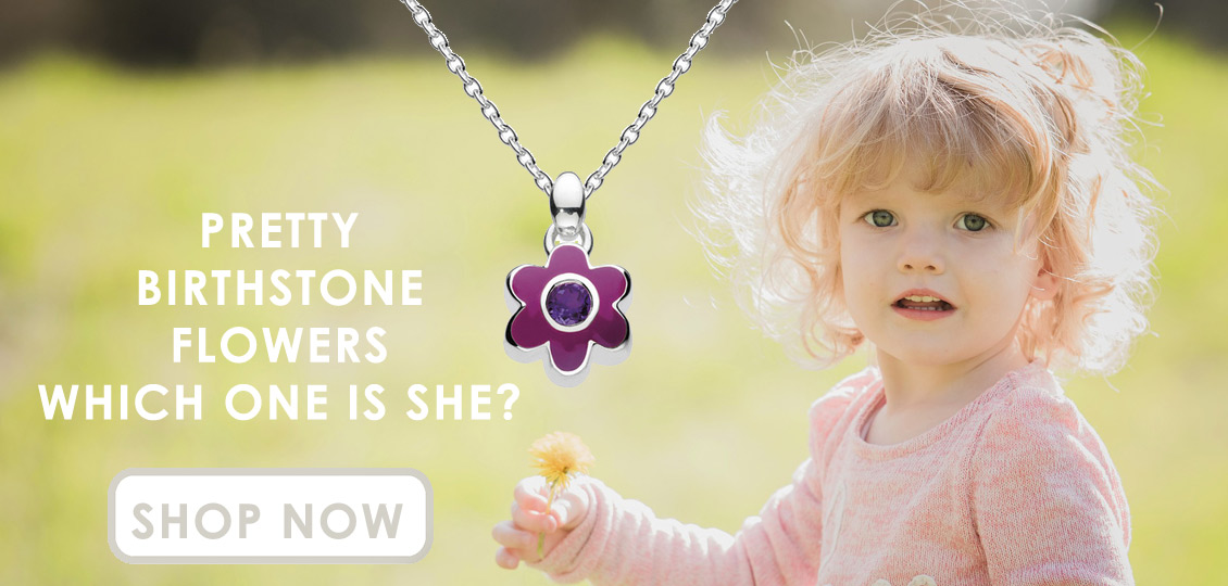 Girls Birthstone Jewellery