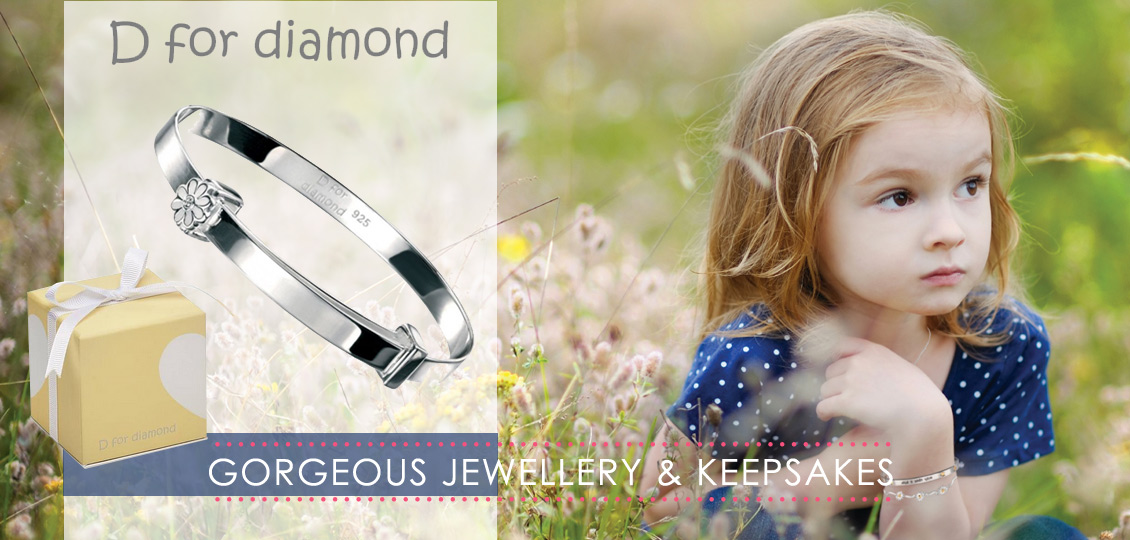D for Diamond Children's Jewellery and Christening Gifts