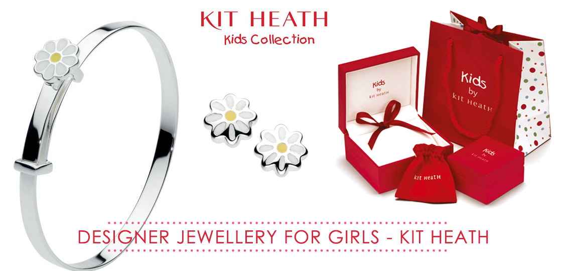 Girls Silver Jewellery Kit Heath