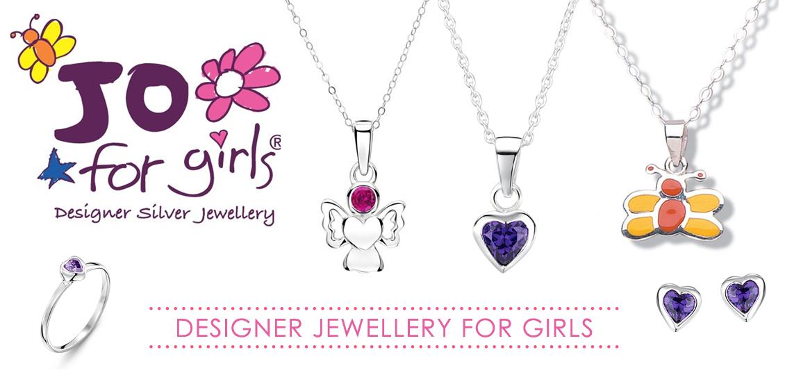 Jo For Girls Jewellery For Children