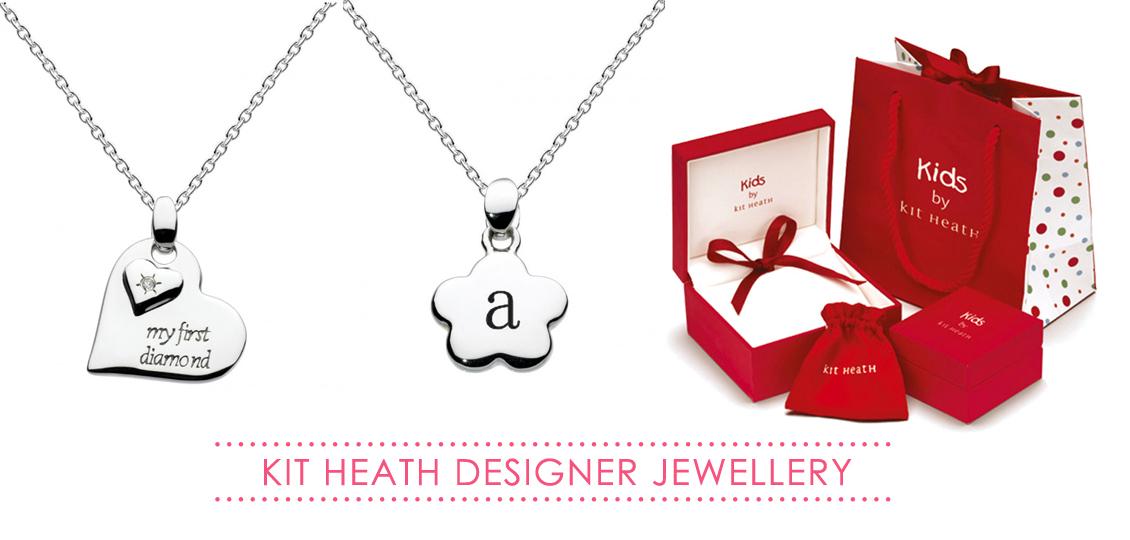 Kit Heath Kids Designer Jewellery