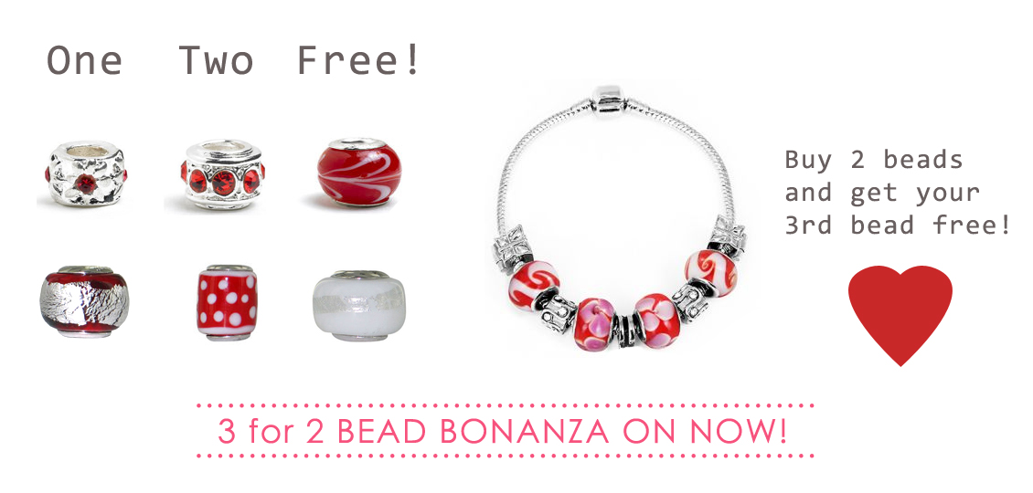 3 for 2 on kids beads