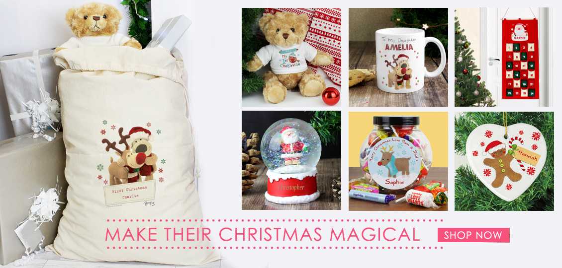 Kids Personalised Christmas Gifts