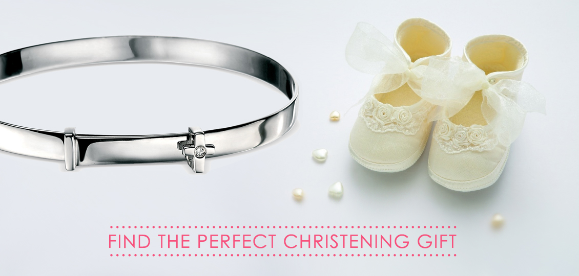 Christening Jewellery and Gifts for Boys and Girls