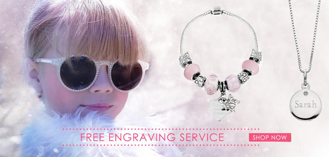 Free jewellery engraving