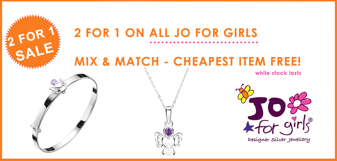 Jo For Girls 2 for 1 sale