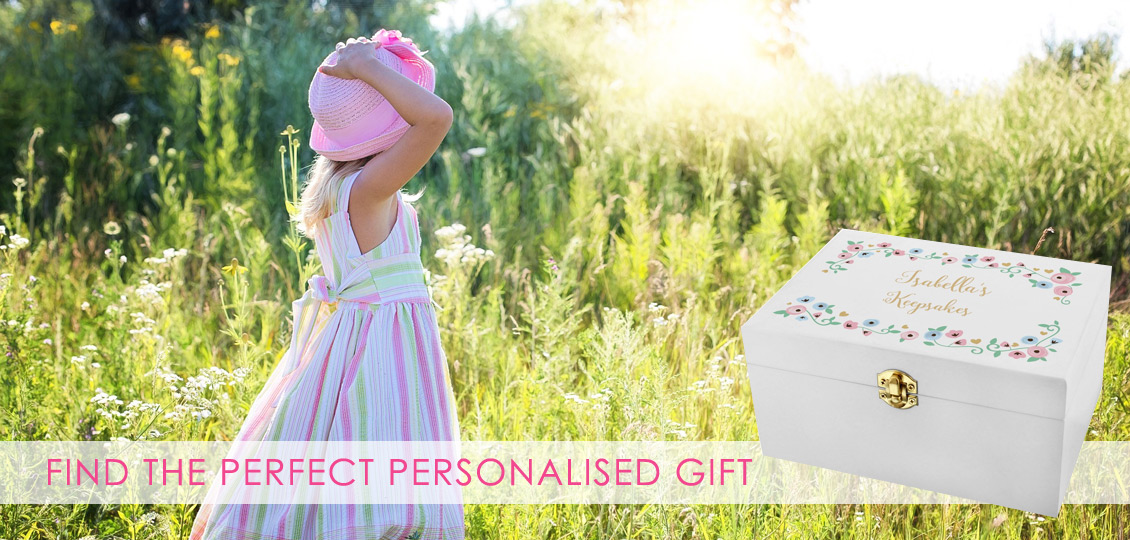 Personalised Gifts for Children and Babies