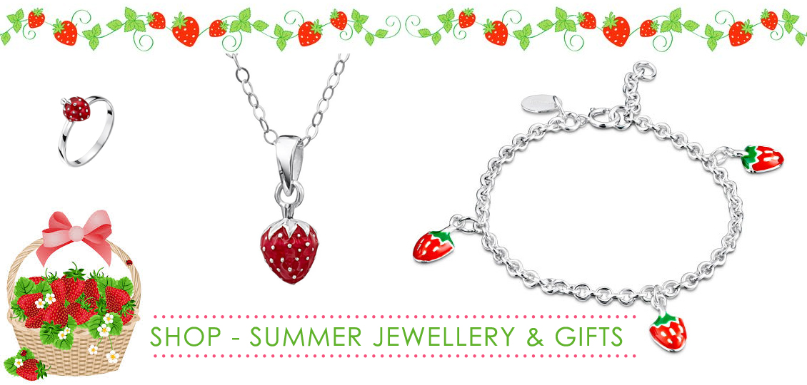Girls summer jewellery and gifts
