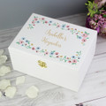 Girls keepsake and memory box