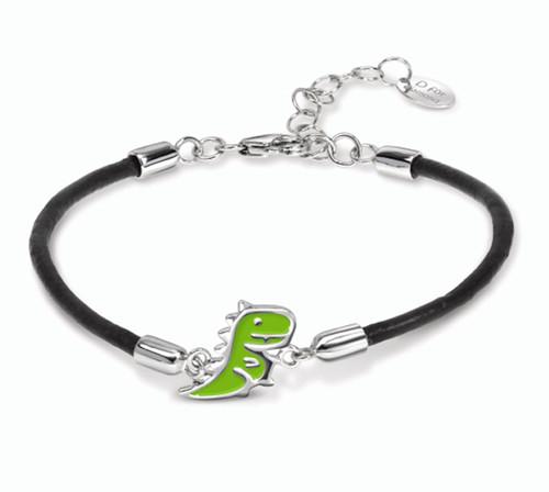 Boy's D for Diamond Dinosaur Bracelet