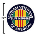 Vietnam Life Member Patch