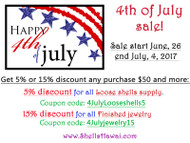 4th July 2017 Sales!