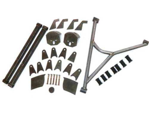 99-06 CHEVY 1/2 TON KIT WITHOUT NOTCHES