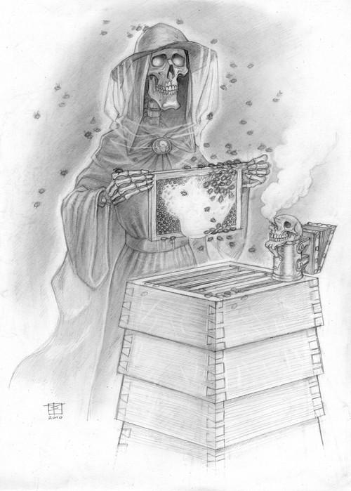 Death the Beekeeper