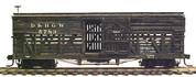 HOn3 6 PACK kits MRGS # 100 D&RGW singledeck stock cars