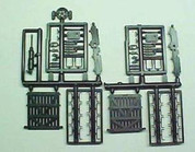 HOn3 MRGS Stock Car Detail set (one car) PN 5103